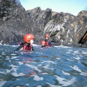 Castles and coasteering in deepest Dorset